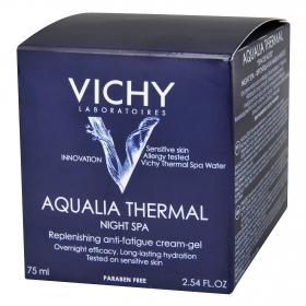 Mascarilla Aqualia Thermal Spa noche