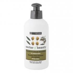 Mascarilla sin aclarado ultranutritiva con aceite de oliva Les Cosmétiques Nectar of Beauty 200 ml.
