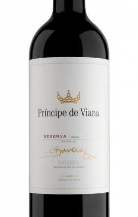 Príncipe de Viana Tinto Reserva 2014