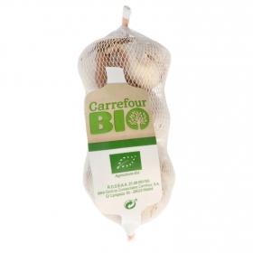 Ajo Carrefour Bio malla 3 pz
