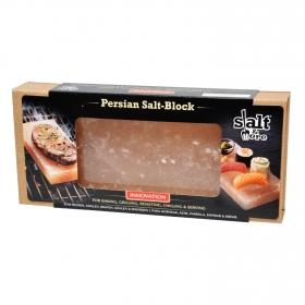 Bloque de sal de Persia