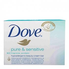 Jabón Pure&Sensitive en pastilla