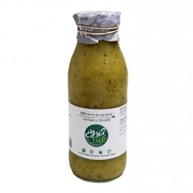 Crema de verduras con kale y chlorella ecológica ¿Y si? Bio 500 g