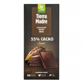 Tableta de chocolate negro 55% cacao