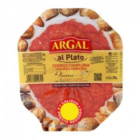 Chorizo de Pamplona en Loncha Sin Gluten