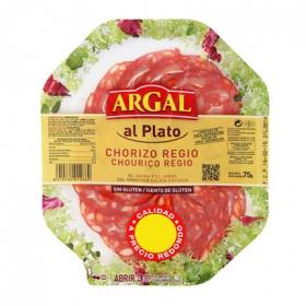 Chorizo Regio en Loncha Sin Gluten