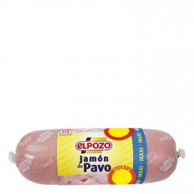 Jamón de pavo El Pozo 450 g.