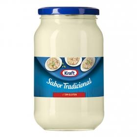 Mayonesa Kraft sin gluten tarro 885 ml.