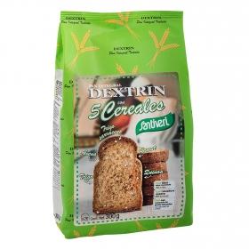 Pan tostado con cereales Dextrin 300 g.
