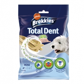 Brekkies Snacks para Perros Mini Total Dent