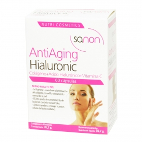 Antiaging Hialuronic  cápsulas
