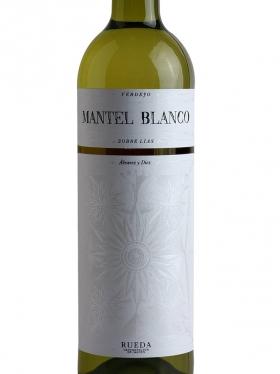 Mantel Blanco Blanco