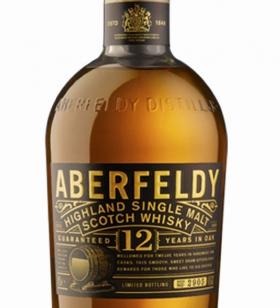 Aberfeldy 12 años Whisky