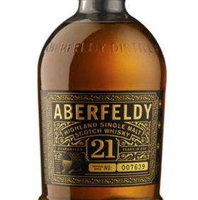 Aberfeldy 21 años Whisky