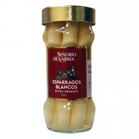 Espárragos blancos 5/7 Señorio de Sarria 325 g.