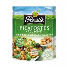 Topping de ensalada picatostes ajo-hierbas Florette 70 g