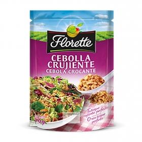 Topping de ensalda cebolla frita Florette 70 g