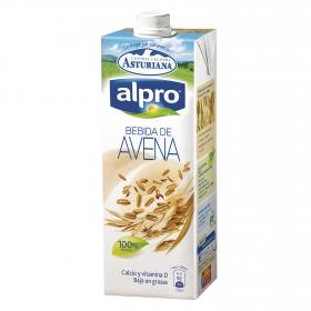 Bebida de avena Alpro - Central Lechera Asturiana brik 1 l.