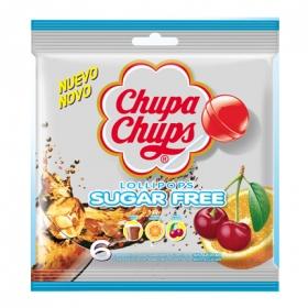 Caramelos con palo Chupa Chups 6 ud.