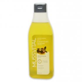 Gel de baño de aceite de oliva Essentials Hipoalergénico
