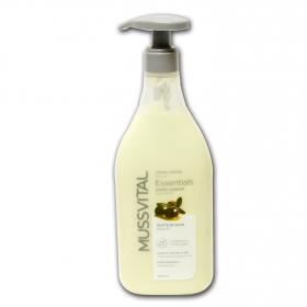 Loción corporal essentials aceite de oliva