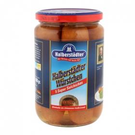 Salchichas bockwurst - Sin Gluten