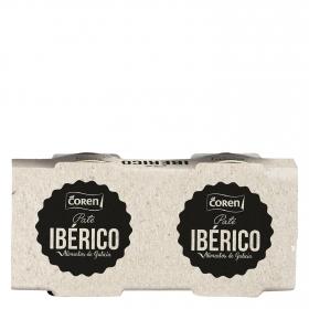 Paté ibérico Louriño 156 g.