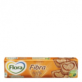 Galletas de fibra