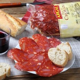 Pan de chorizo regio