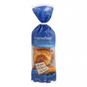 Caracola con pasas Carrefour 270 g.