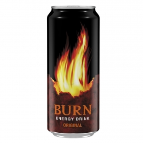 Bebida energética Burn Original 50 cl.