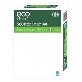 Paquete 500 Hojas A4 80gr Ecológico