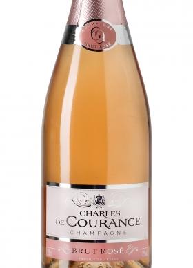 Champagne Charles de Courance Rosé Brut