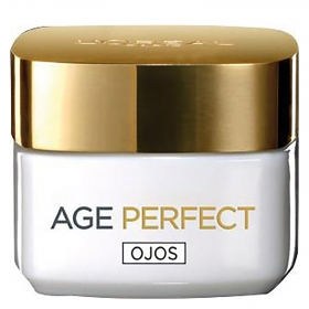 Contorno de ojos Dermo Expertise L'Oréal-Age Perfect 15 ml.