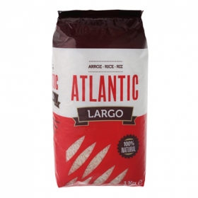 Arroz largo Atlantic 1 kg.