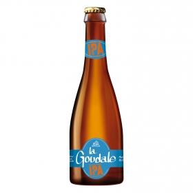 Cerveza La Goudale IPA botella 33 cl.