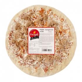 Pizza de atún