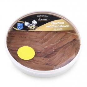 Anchoa del cantábrico en aceite 220 g