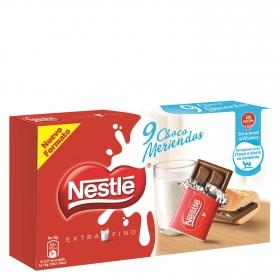Chocolate con leche extrafino