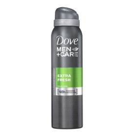 Desodorante en spray para hombre cool Dove 200 ml.