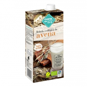 Bebida de avena ecológica Costa Eco 1 l.