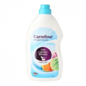 Detergente líquido prendas delicadas lavado a mano