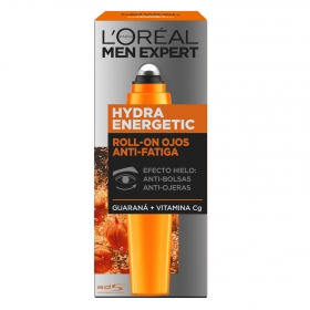 Roll on ojos Hydra Energetic L'Oréal-Men Expert 1 ud.