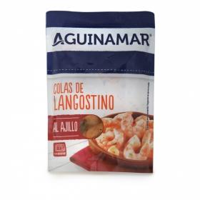 Colas de langostino al ajillo Aguinamar 105 g