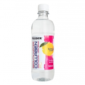 Agua de colageno Beauty Weider 500 ml.