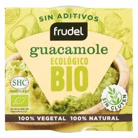 Guacamole ecológico Frudel sin gluten 150 g.