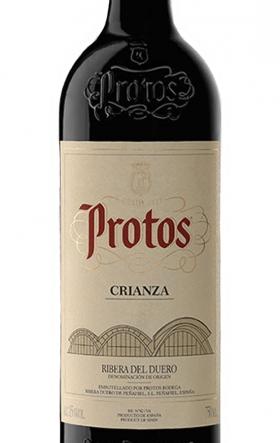 Protos Tinto Crianza 2014