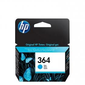 Cartucho de Tinta HP 364 - Cian