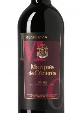Marqués de Cáceres Tinto Reserva 2014