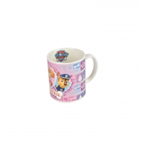 Mug de Bon China Patrulla Canina Ready for Action Decorado